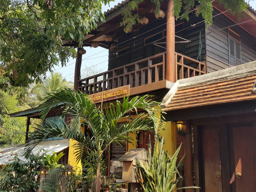 Luang Prabang Mekong River View House2